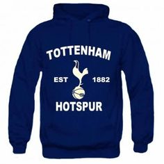 Amazon.com: Tottenham Hotspur Crest Hoodie: Clothing