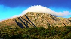 Cerro Uritorco. Córdoba, Argentina