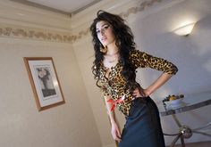 Amy Winehouse, London 2007; Harry Benson
