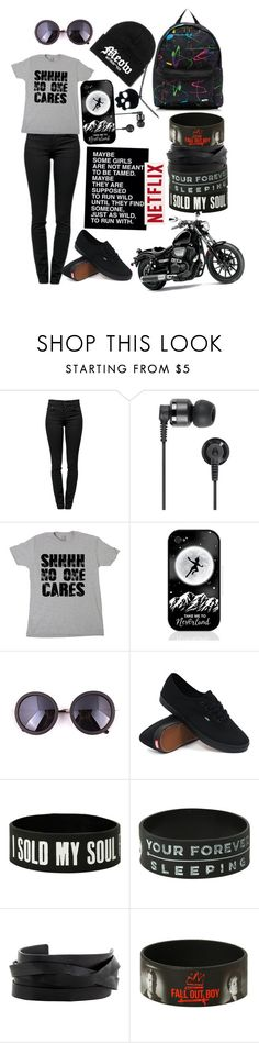"""Yay"" by idontcare99 ❤ liked on Polyvore featuring Proenza Schouler, Nixon, Samsung, Killstar, Vans and Gucci"