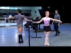 World Ballet Day 2016: Learn the steps of The Royal Ballet's daily class - YouTube