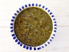 Verse pistachepesto | Lekkere notige pesto voor door de pasta of op een bruschetta | Bekijk dit recept op Alles Over Italiaans Eten