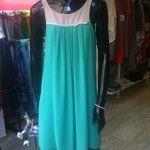 Mini abito verde - Green dress @ http://ellefashionandaccessories.byoutique.com