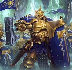 Hammer of Sigmar Stormcast Eternal Liberator