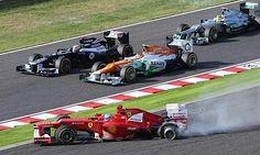 GP Japón - Fernando Alonso (Ferrari)