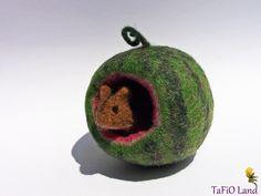 Melonen-Hörnchen von TaFiO Land auf DaWanda.com