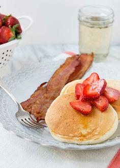 vanilla yogurt pancake recipe