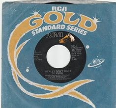 """45vinylrecord I Really Don't Want To Know/There Goes My Everything (7""""/45 rpm) RCA http://www.amazon.com/dp/B017HVFY1Y/ref=cm_sw_r_pi_dp_cR8nwb1PXAW26"""
