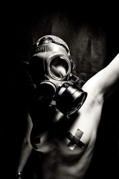 gas mask - mascaras de gas - Armesto