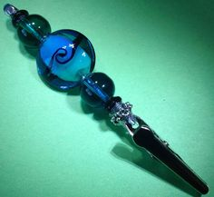Likes, follows and faves greatly appreciated! #weedwandzRolling Waves Roach Clip - MADE IN COLORADO - 420 IS HERE!