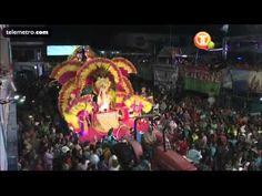 Lunes de Carnaval 2016-Paceo Nocturno-Las Tablas.