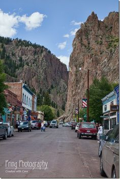 Creede Colorado With Megan and Wendy, saw a few plays here, attended Mining Days, camped here once, fond memories here.