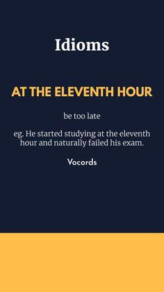 English Idioms, English Phrases, Learn English Words, English Language, Essay Writing Skills, English Writing Skills, Writing Words, Interesting English Words, Advanced English Vocabulary