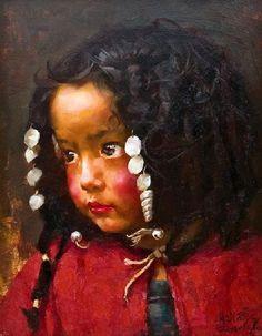 Art of Jie-Wei Zhou