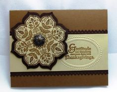Gorgeous Day of Gratitude card by Joan at My Creative Impressions -Stampin' Up!