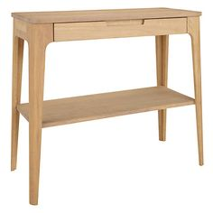 Buy Ebbe Gehl for John Lewis Mira Console Table Online at johnlewis.com