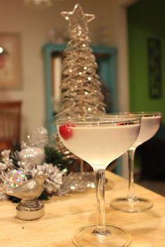 White Cranberry Martini 2