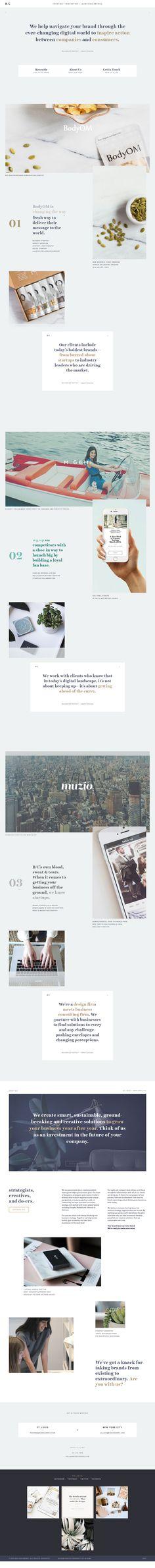 BC Designers - Creative Minimal Design