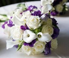 I like the small dark purple flowers