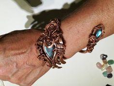 Zinc Deficiency, Shops, Unique Bracelets, Creative People, Gems Jewelry, Copper Wire, Human Body, Labradorite, Bones