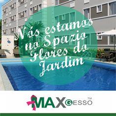 Nós estamos no Spazio Flores do Jardim, em Santa Catarina. Não fique fora dessa! O melhor Gesso, nas melhores construções.  Veja: http://www.mrv.com.br/imoveis/apartamentos/santacatarina/saojose/rocado/spaziofloresdojardim