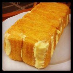 Semifreddo al limone Lemon Recipes, Cake Recipes, Torte Cake, Trifle, Cornbread, Breakfast Recipes, Food And Drink, Cooking Recipes, Sweets