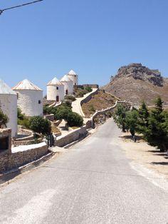 Leros Greek Beauty, Greece, Beautiful Places, Landscapes, Sidewalk, Heart, Travel, Greece Country, Paisajes