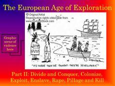 Euro Age Exploration - Colonize Exploit Rape Pillage Kill
