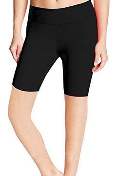 bc0ce6e089e05 ABUSA Womens YOGA Shorts Sports Leggings Size XL Black * Continue to the  product at the