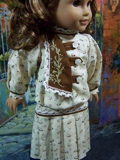 1914 Era Dress for Rebecca Rubin by MyOwnLittleWorldToo on Etsy