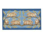 Rabbits Rug RARUG