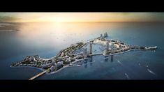 10 Design - Marina Islands Masterplan