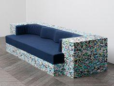 Clémence Seilles's new design studioStromboli Associates has a focus on cross-disciplinary collaborations andnew form, color, and texture combinations.