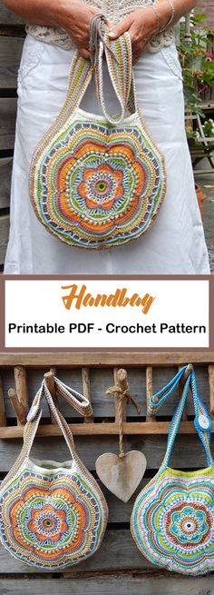 Make a handbag. Bag Crochet Patterns – Make a Purse – A More Crafty Life Make a handbag. Bag Crochet Patterns – Make a Purse – A More Crafty Life Bag Crochet, Crochet Handbags, Crochet Purses, Crochet Gifts, Crochet Clothes, Diy Bags Purses, Diy Purse, How To Make Purses, How To Make Handbags