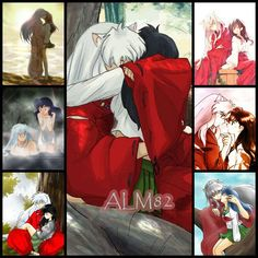 Inuyasha - how could anyone not love this anime?!