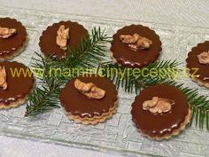 Ořechové dortíčky