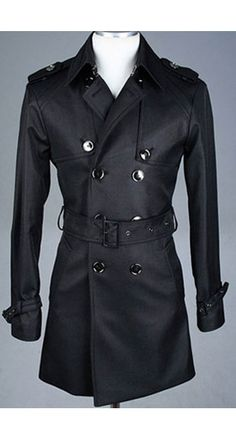 MENS TRENCH