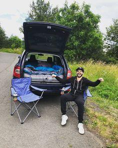#skoda #superb #camping