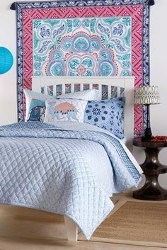5 ways to decorate with pattern using the john robshaw bedding for target photos