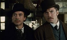 It looks like 2017 might be the year of Sherlock vs Sherlock, as Robert Downey Jr. announces that a third movie in his Sherlock Holmes franchise is happening. Sherlock Holmes Quotes, Adventures Of Sherlock Holmes, Holmes Movie, Guy Ritchie, Blu Ray Movies, Time Pictures, Cinema Film, Celebrity Gallery, Dvd Blu Ray