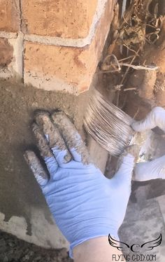 Foundation crack repair how to do it the easy way for the home how to repair a foundation corner pop with quick crete and a few tools diy solutioingenieria Choice Image