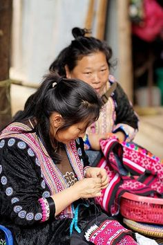 ethnies hmong - hmong people tribe