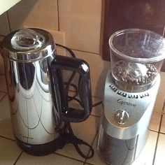 The perks! #capresso #percolator #coffee #coffeelover