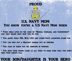The Navy Mom struggle