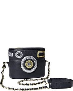 PAPARAZZI CROSSBODY BLACK  Just another bag to love. :) <3 #XOXBesteyJohnson #XOXBetsey #StyleNetwork