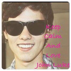 John Luke Robertson!!!!!!❤ @Alyssa Flowers