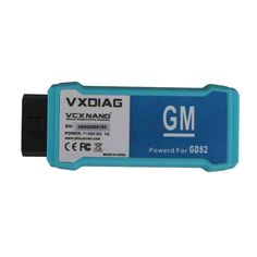 GDS2 GM Opel VXDIAG VCX NANO Diagnostic Tool WiFi Version support same functions as GM MDI