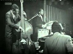 1965, London. BBC Studios. Thelonious Monk, Ben Riley drums  Charlie Rouse tenor sax  Larry Gales bass