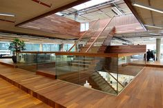 30 examples of creative wooden office interior design bbc sydney offices office