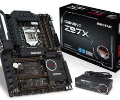 Biostar Releases New Gaming Z97X and Gaming Z97W Motherboards
